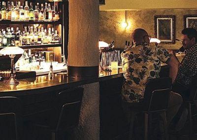 Dessous Restaurant GenX Group Fitout
