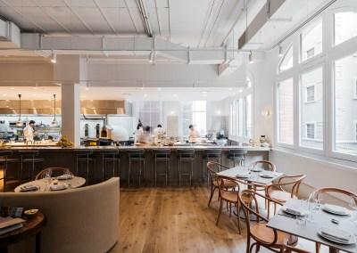 Hazel restaurant GenX Group Fitout