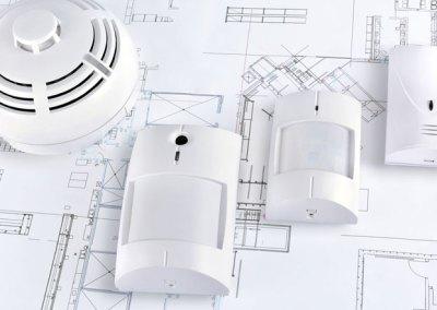 Smart home security GenX Tech