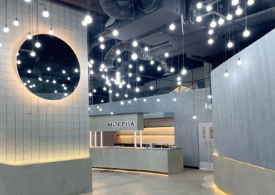 GenX Group Morpha Bar fit out